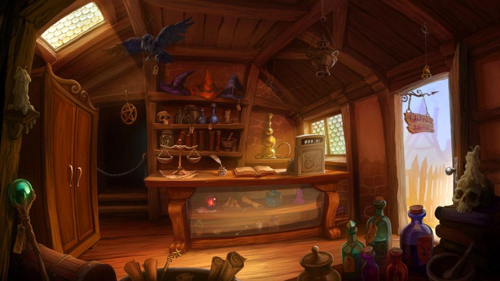 100 Items in a Fantasy Thrift Shop – Dndspeak