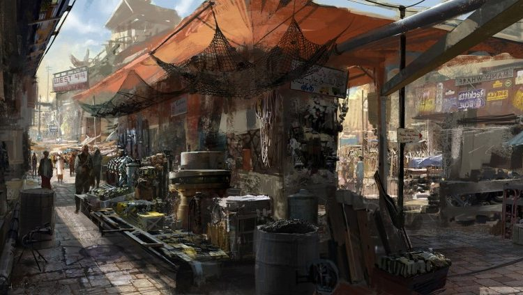 100 Market Stalls – Dndspeak