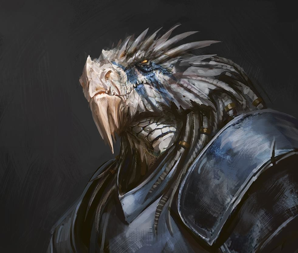 100 Dragonborn Traits – Dndspeak